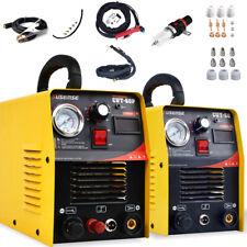 50amp Hfpilot Arc Air Plasma Cutter Igbt Cutting Machine 110v 220v Accessories