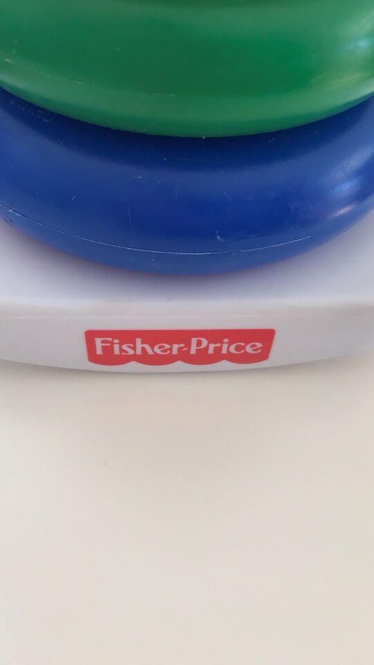 Bellino og Fisher-Price, aktivitetslegetøj