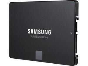 "SAMSUNG 850 EVO 2.5"" 1TB SATA III 3-D Vertical Internal Solid State Drive (SSD)"