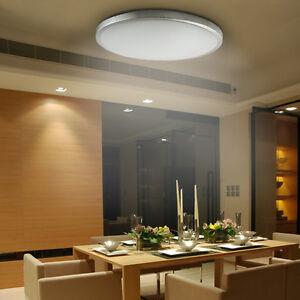 led deckenleuchte 12 18w badlampe designleuchte deckenlampe wohnzimmer k chen ebay. Black Bedroom Furniture Sets. Home Design Ideas