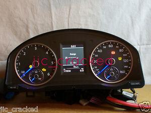 Details about VW Golf MK5 R32 GTI ED30 GT R-Line TDI Diesel Colour  Instrument Cluster Speedo