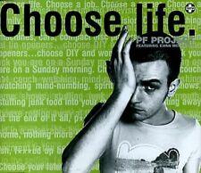 PF Project Choose life (5 versions, 1997, feat. Ewan McGregor) [Maxi-CD]