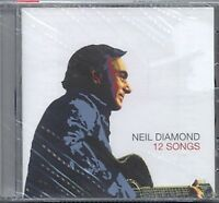 Neil Diamond - 12 Songs - Still Sealed Cd - 2005