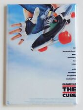 Gleaming the Cube FRIDGE MAGNET (2.5 x 3.5 inches) movie poster skateboard
