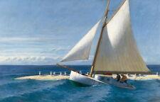 Edward Hopper The Martha McKeen of Wellfleet Giclee Canvas Print Paintings Poste