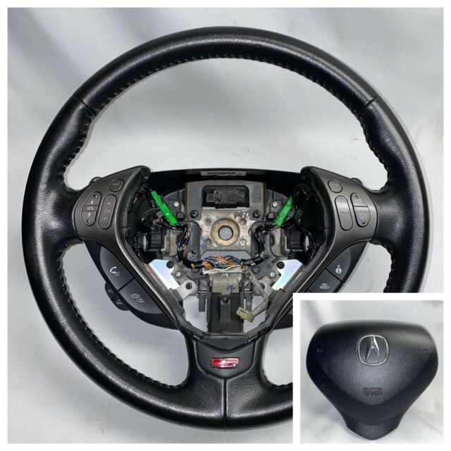 Acura TL TYPE S Steering Wheel And Airbag 2007 2008 Driver