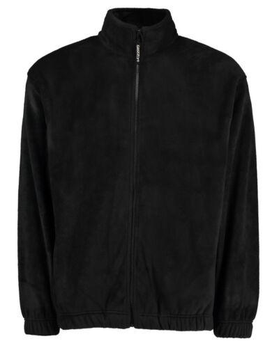 Kustom Kit Men/'s Grizzly Full Zip Active Fleece,