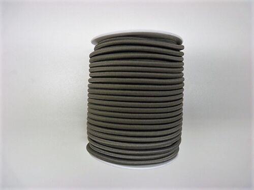 Hutgummi sehr hochwertig Rundgummi extra-stark Gummischnur Gummikordel