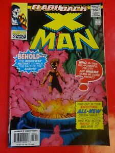 X-MAN-1-comic-Marvel-comics-Comic-book