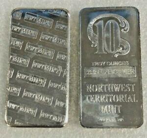 10 Oz Rare Silver Northwest