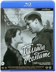 Ballad of a Soldier/ Баллада о солдате (1959) (Blu-ray, Remastered) Russian