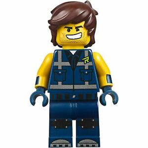 The-LEGO-Movie-2-Rex-Dangervest-Minifigure-Smile-Angry-70835-70826
