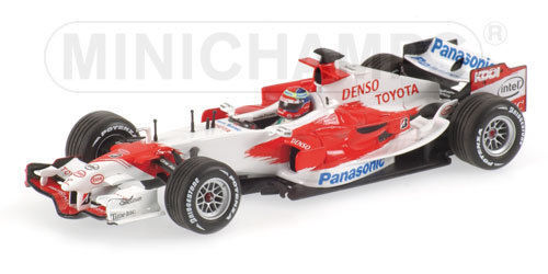 Toyotam Panasonic R. Zonta  Minichamps 1 43  | Online Outlet Shop