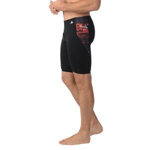 Adidas-ER-Jammer-Swim-Boxer-Trunks-Shorts-RED