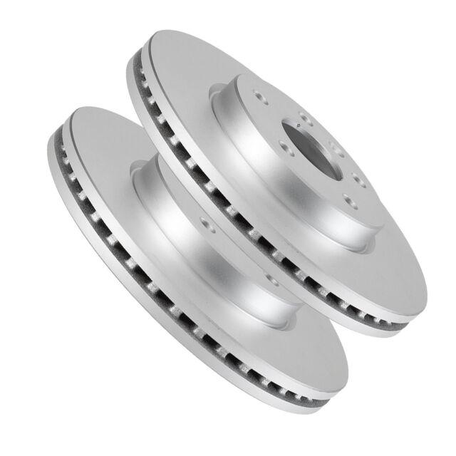 Genuine Delphi Rear Brake Discs Set Pair - BG3765C