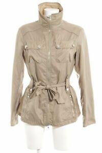 Details zu ICEBERG Übergangsjacke creme Casual Look Damen Gr. DE 34 Jacke Jacket