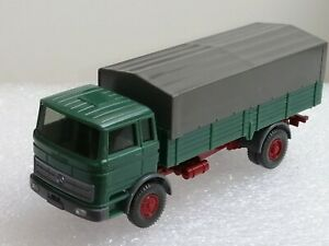 Wiking-435-CS-634-Mercedes-l-1620-verde-t-p