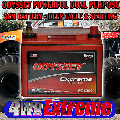 2x ODYSSEY PC1200MJT Batteries for ebay user ID bobbieblanch includes delivery