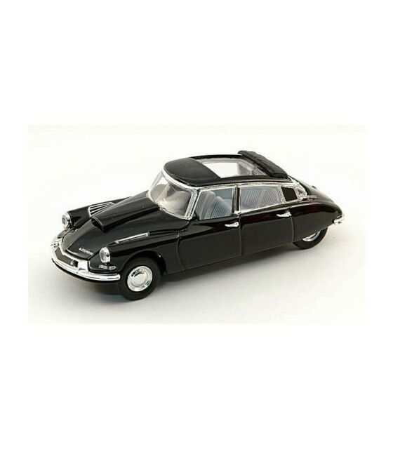 CITROEN DS 19 1960 BLACK 1:43