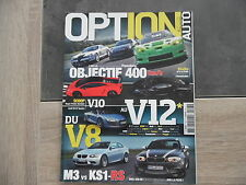 Magazine OPTION AUTO – n°193 – dec/Janv 2012