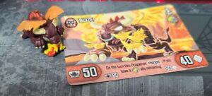 Dragamonz Super Series Maylark Card /& Figure