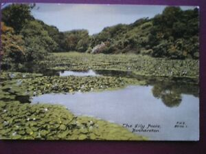 POSTCARD-PEMBROKESHIRE-BOSHERSTON-THE-SILLY-POOLS
