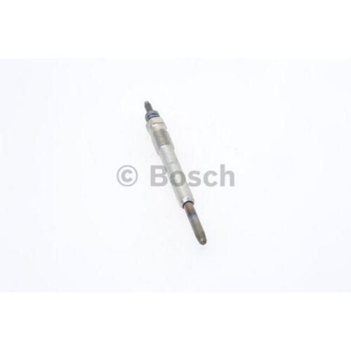 Single Plug 4 PACK BOSCH Duraterm Sheathed Element Glow Plug 0250202032