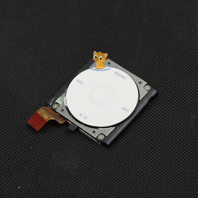 New iPod Video 5th 5.5 Gen Clickwheel Click Wheel Black U2 White Select Button