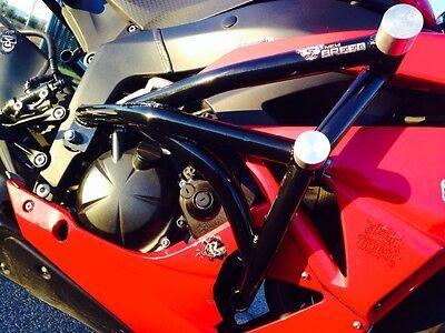 07-15 Kawasaki ZX6r 636 New Breed Crash Cage