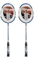 2 X Wilson Ncode Npower Badminton Rackets
