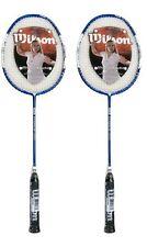 2 x Wilson NCode NPower Badminton Rackets RRP £140