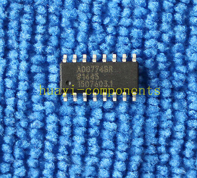5PCS CMOS Switching Mux IC ANALOG DEVICES SSOP-16 ADG774ABRQ ADG774ABRQZ 774ABRQ