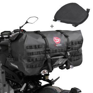 Set Hecktasche + Sitzkissen für Suzuki Bandit 650 / 600 / S ST6