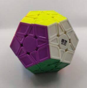 QiYi Megaminx, Speedcube, Zauberwürfel, Puzzle, stickerless