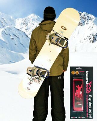 for Boardweb snowboards Carry strap Hands Skiweb Neon Snowboard Free Carrier 0xqgd18S