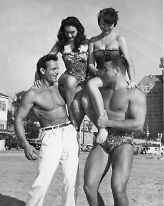 a9874342ab Vtg 1940s -1950s Muscle Beach Venice Beach Body Builder Gay Interest ...