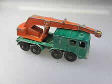 Matchbox/Lesney:Kranwagen / Wheel-Crane No.30  (Schub7)