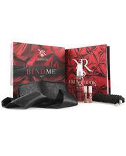 System JO Our Room Bind Me Gift Set blindfold +prolonger+lube + erotica book