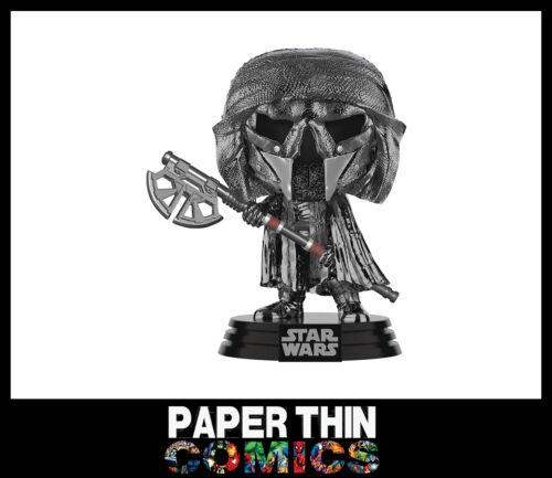 Rise of the Skywalker E9 Kor hacha POP Vinilo Figura Preventa Enero 2020! Star Wars