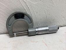 Spi Mechanical 0 1 Outside Micrometer 12 349 7