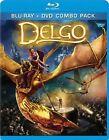 Delgo 0024543690337 With Freddie Jr. Prinze Blu-ray Region a