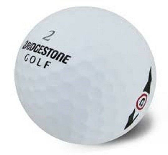 50 Bridgestone E7 Used Golf Balls AAA Free Shipping