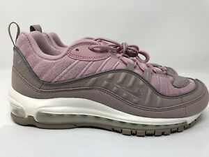 Details about NIKE AIR MAX 98 640744 200 PUMICE PUMICE PLUM