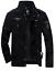 Mens-Jacket-Aviator-Jacket-Transition-Jacket-Bomber-Jacket-Military-Pilot-Jeans thumbnail 1