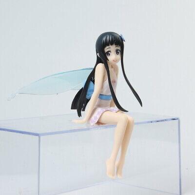 Yui Sitting Noodle Stopper 14cm Anime Sword Art Online SAO PVC Figure New NoBox
