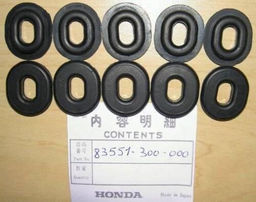 Honda Cb250-750 Sl XR Gl VT 10-pack Gummi Seitenschutz Ösen 83551-300-000 D