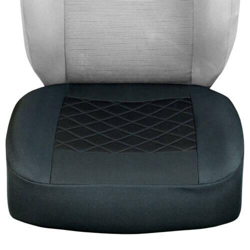 Schwarze Sitzbezug nur untere Teil passt zu allem CHRYSLER Autos