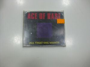 Ace Of Base CD Single All That She Wants 1992