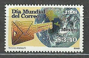 Mexico - Mail 1998 Yvert 1836 MNH
