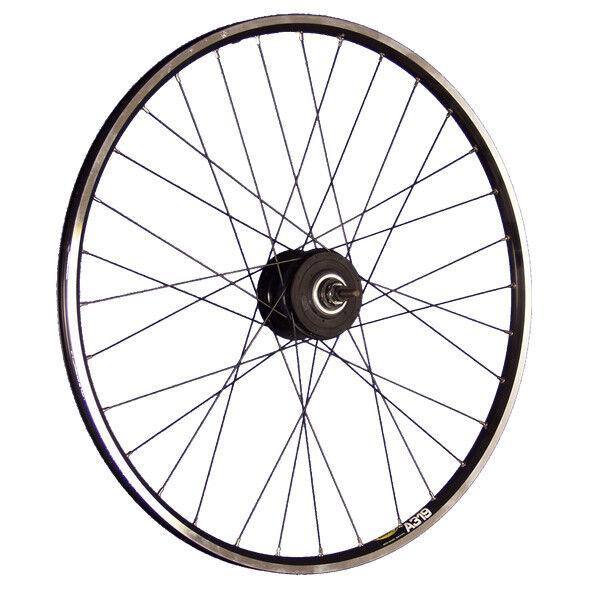 Taylor Wheels 28 pollici ruota posteriore bici A319 mozzo ALFINE 8 32 fori black